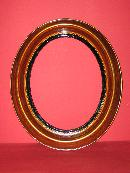 "11"" x 14"" Oval   2008346-0751   Antique Picture Frames, Ltd.   www.antiquepictureframesltd.com"