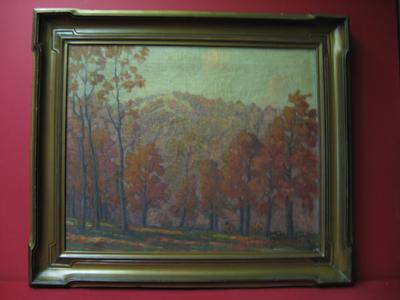 "2008472-0000   ""Tremont Duns"" by Carl Oscar August Erickson at Antique Picture Frames, Ltd."